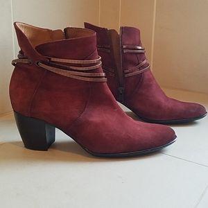 Sundance ankle boots